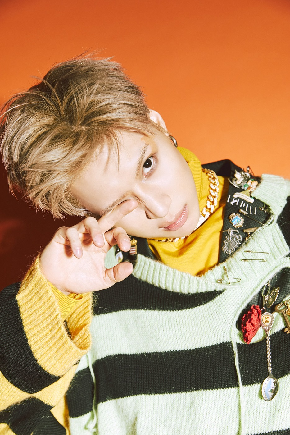 [Prologue Single '2 KIDS'_Image 4] TAEMIN - The 3rd Album 'Never Gonna Dance Again'
