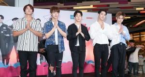 เจ๋งสุด! ฮากลิ้ง! ไปกับ N.Flying ในงานแถลงข่าว 2018 N.Flying 1st Fan meeting 'Go N Fly' IN BANGKOK