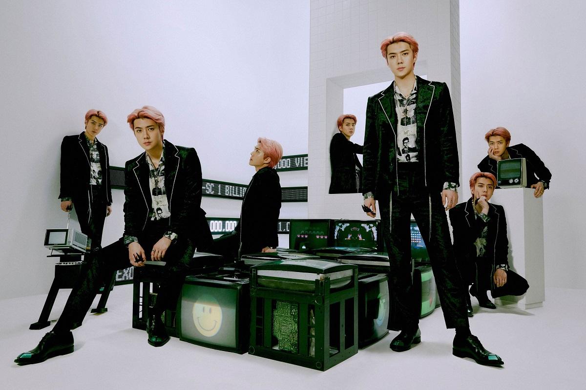 [SEHUN_Teaser Image 1] SEHUN & CHANYEOL - The 1st Album '1 Billion Views'