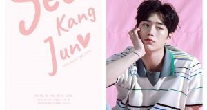 """Hatchery เปิดศักราชใหม่พาพระเอกสุดหล่อซิกแพกแน่น  ซอคังจุนกลับมาให้สาวไทยได้สบตาใกล้ชิดอีกครั้ง  กับงานแฟนมีตติ้งกึ่งละครเวทีที่ทุกคนจะได้มีส่วนร่วมในฉากสำคัญสุดฟิน   ในงาน  Seo Kang Jun Fan Meeting 2019 """"To me, To you with Love"""""""
