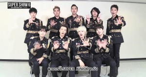 """Super Junior ส่งคลิปการันตีความสนิท """"ประเทศไทยเหมือนบ้านหลังที่ 2"""" ก่อนเจอกันในคอนเสิร์ต 10-11 ม.ค. 58"""