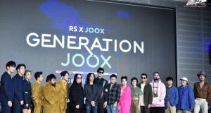 """""""จ๊าบยุคโน้น JOOX ยุคนี้""""  เมื่อเพลงสุดฮิตของ RS ถูกถ่ายทอดโดยศิลปินรุ่นใหม่  GENERATION JOOX ความฮิตที่ทุกคนคิดถึงจึงกลับมาอีกครั้ง"""
