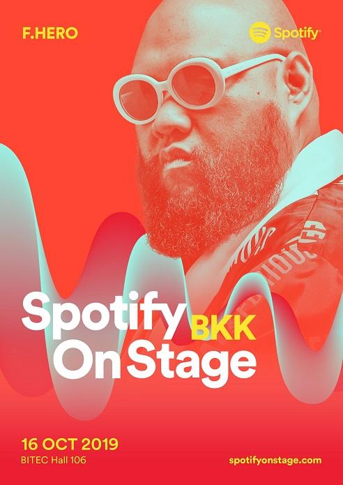 Spotify On Stage 2019_BKK_F.HERO