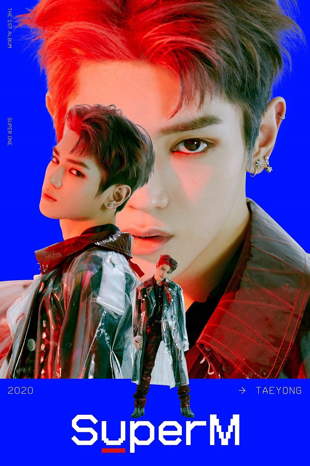 [TAEYONG] 'Super One'_Teaser Image 2