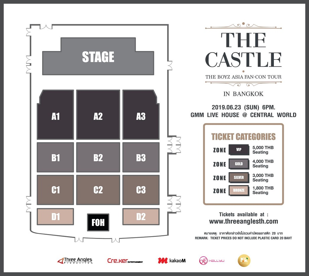 [TH] Seat Map final