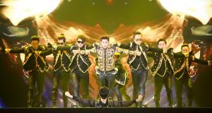"""โฟร์โนล็อคจัดเต็มกับคอนเสิร์ตเต็มรูปแบบของดงบังชินกิใน  """"TVXQ! SPECIAL LIVE TOUR – T1ST0RY – IN BANGKOK"""""""