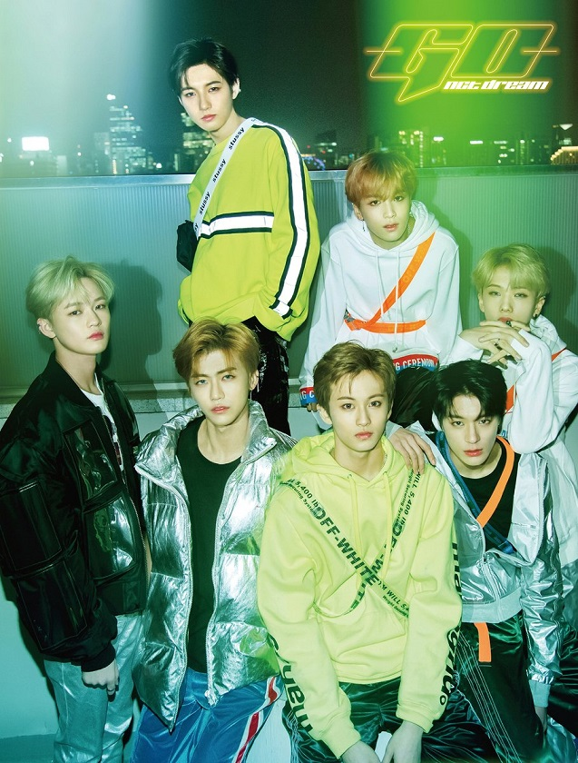 [Teaser Image 1] NCT DREAM 'GO'