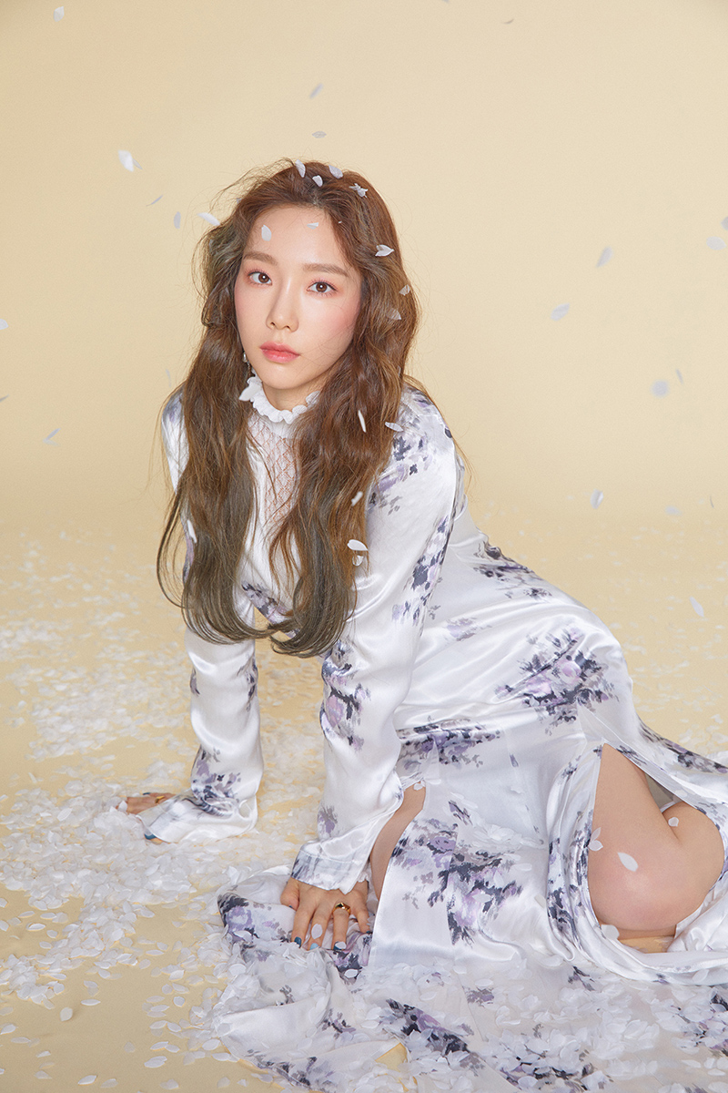 [Teaser Image 1] TAEYEON's single 'Four Seasons'