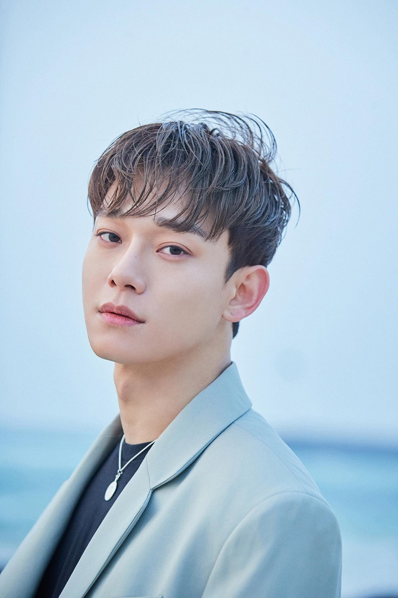 [Teaser Image 10] CHEN's the 1st Mini Album 'April, and a flower'