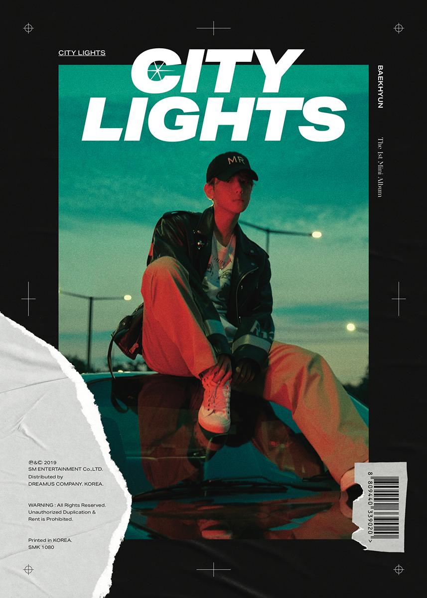 [Teaser Image 2] BAEKHYUN - The 1st Mini Album 'City Lights'