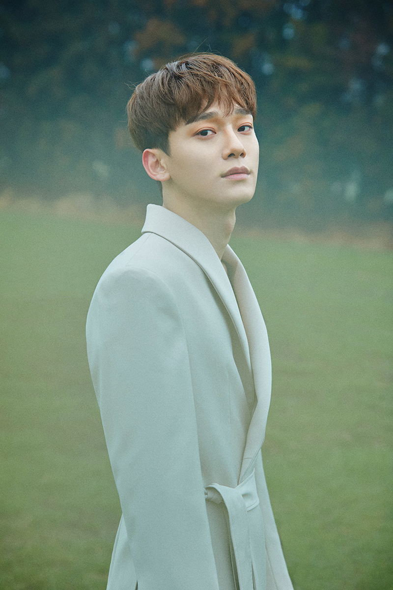 [Teaser Image 2] CHEN's the 1st Mini Album 'April, and a flower'
