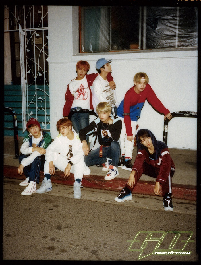 [Teaser Image 2] NCT DREAM 'GO'