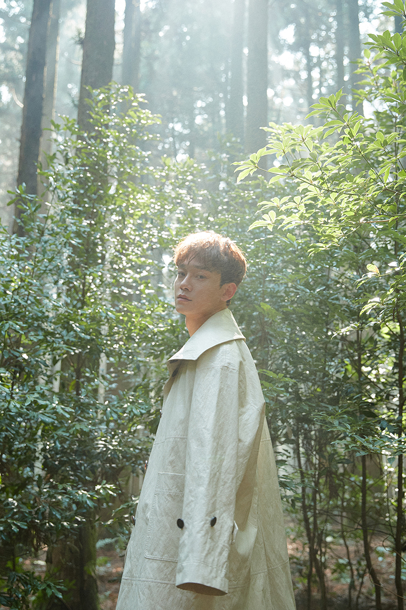 [Teaser Image 3] CHEN's the 1st Mini Album 'April, and a flower'