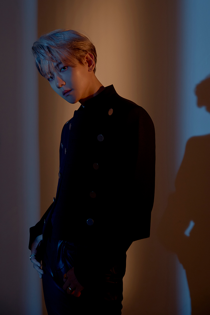 [Teaser Image 4] BAEKHYUN - The 1st Mini Album 'City Lights'