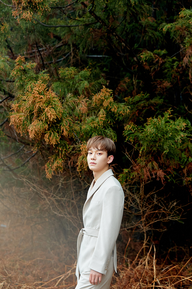 [Teaser Image 4] CHEN's the 1st Mini Album 'April, and a flower'