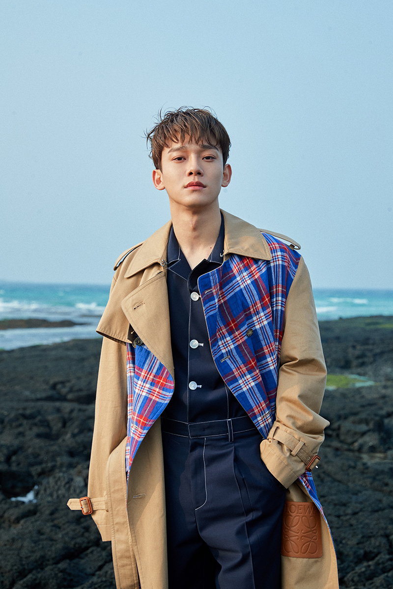 [Teaser Image 5] CHEN's the 1st Mini Album 'April, and a flower'