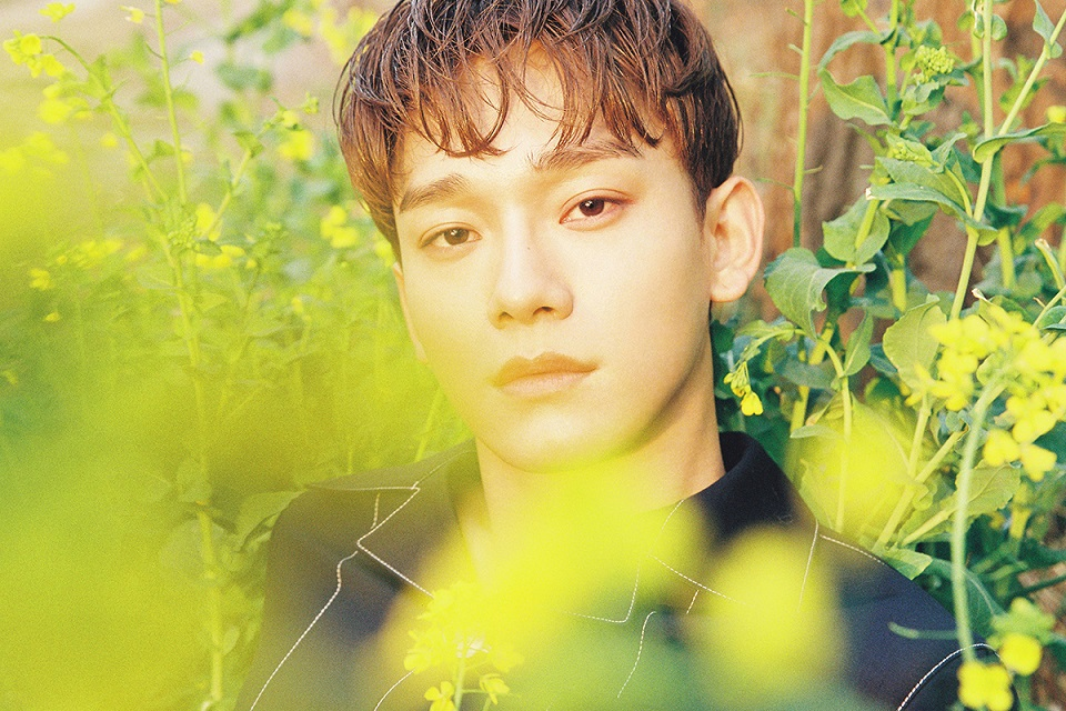 [Teaser Image 6] CHEN's the 1st Mini Album 'April, and a flower'