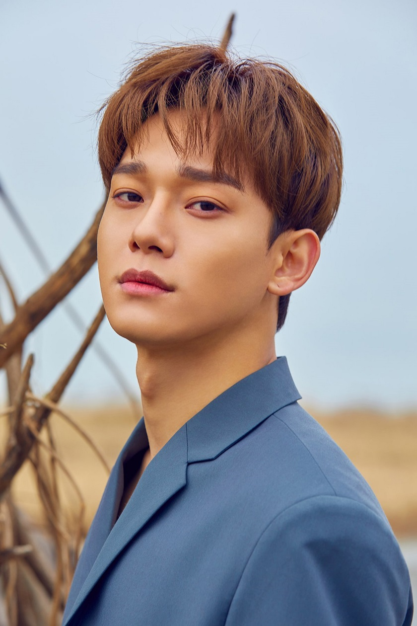 [Teaser Image 7] CHEN's the 1st Mini Album 'April, and a flower'