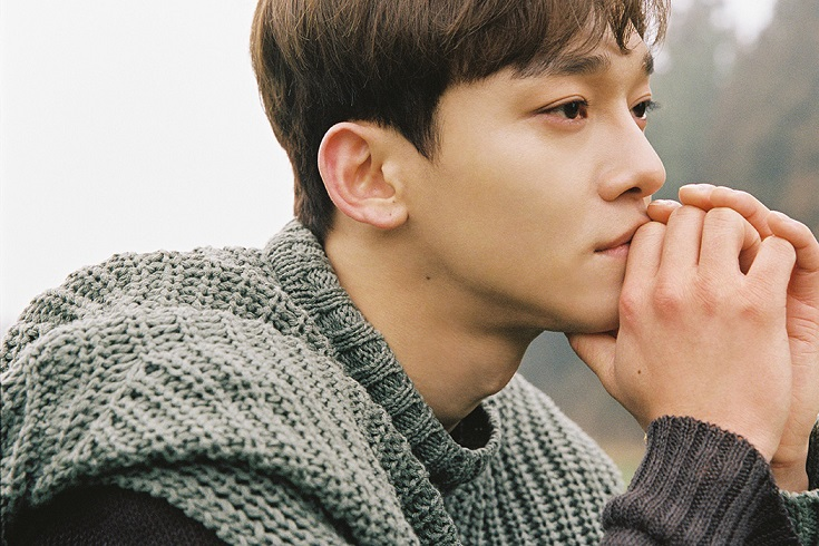 [Teaser Image 9] CHEN's the 1st Mini Album 'April, and a flower'