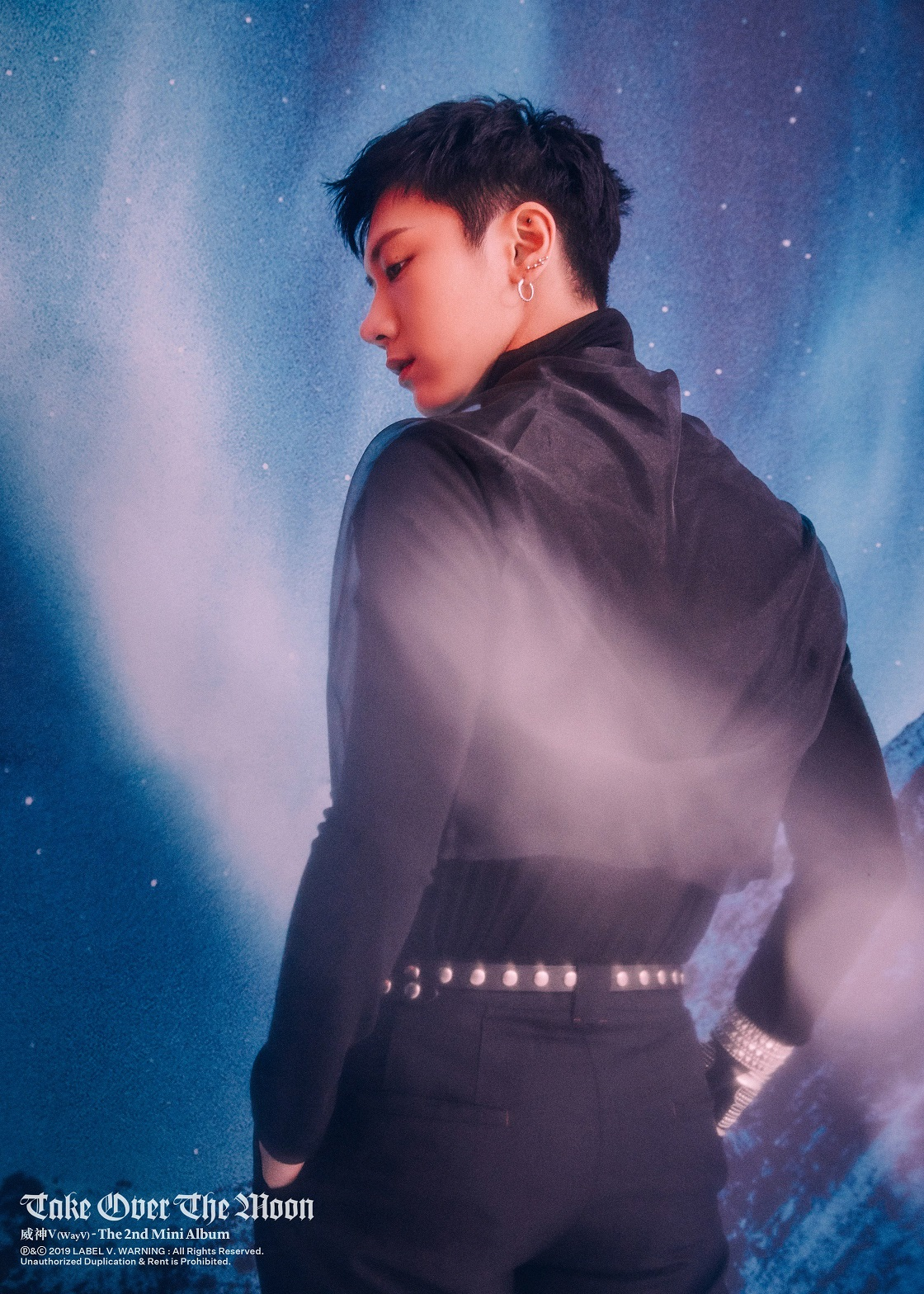[Teaser Image_TEN] WayV - The 2nd Mini Album 'Take Over The Moon'