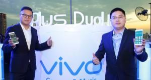 """Vivo แบรนด์สมาร์ทโฟนชั้นเปิดตัว Vivo V5Plus """"เซลฟี่ช็อตไหนก็เพอร์เฟกต์"""" ราคาสบายกระเป๋า 13,990 บาท"""