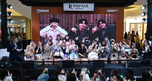 K-Food Fair2020 สุดยิ่งใหญ่ สาวกนักชิมตบเท้าร่วมงานแน่น พร้อมเซอร์ไพรส์3หนุ่มDAY6 'Even of Day'เสิร์ฟความฟินสุดพิเศษข้ามประเทศ