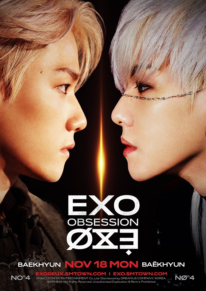 [X-EXO vs EXO] BAEKHYUN