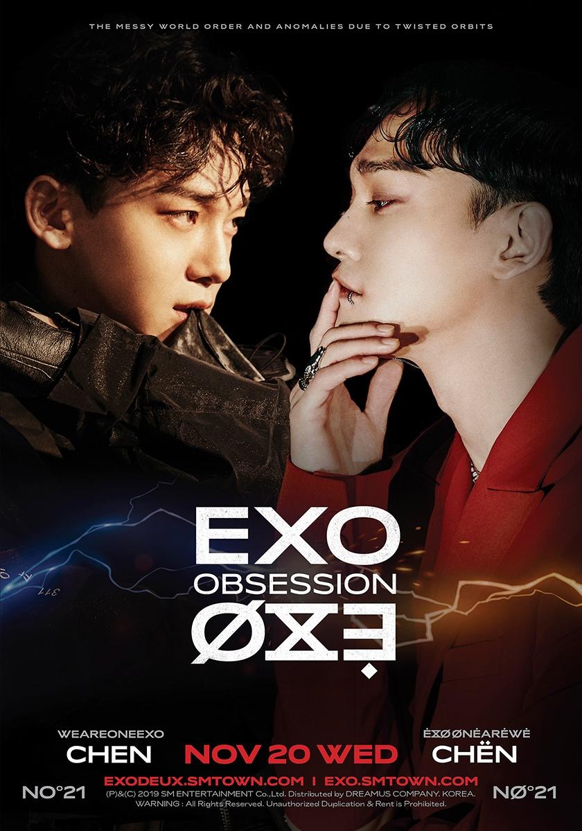 [X-EXO vs EXO] CHEN