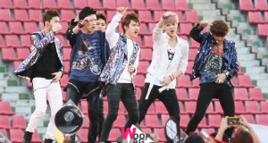 Fanta Presents MBC Korean Music Wave in Bangkok 2013