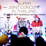 เถ้าแก่น้อย Presents Super Joint Concert in Thailand