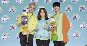 """เอส เพลย์ อย่างปัง!!! ส่ง """"เตนล์"""" และ """"แทยง"""" แห่ง NCT เป็นพรีเซนเตอร์ใหม่  เสิร์ฟความหอมซ่าสดชื่น ด้วย 2 รสชาติใหม่สไตล์เกาหลี """"เมลอน บิงซู"""" และ """"แมงโก้ บิงซู"""""""
