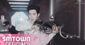 "[MV] Henry โชว์ความสามารถด้านการเล่นไวโอลินในเอ็มวีตัวใหม่ ""Fantastic"""