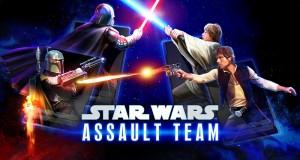 """ดิสนีย์ อินเตอร์แอคทีฟ ร่วมกับ ลูคัสอาร์ต ได้เปิดตัวเกม สตาร์ วอร์ส  """"Star WarsTM: Assault Team"""" ออนไลน์เกมใหม่สำหรับ iOS Android และ Windows"""