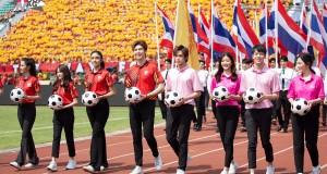 ประมวลภาพ งานฟุตบอลประเพณี ธรรมศาตร์-จุฬาฯ ครั้งที่ 73