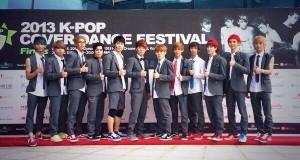 """Millennium Boy"" วงโคฟเวอร์แดนซ์ตัวแทนประเทศไทย คว้าแชมป์โลกในงาน 2013 K-POP Cover Dance ที่ประเทศเกาหลี"