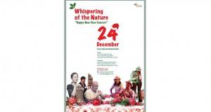 Whispering of the Nature – Happy New Year Concert กิจกรรมดีๆที่ศูนย์วัฒนธรรมเกาหลีแห่งประเทศไทย 24 ธ.ค. นี้